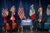 Tiny cracks have appeared in evangelical support for Donald Trump