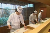 Tokyo has more Michelin star restaurants than Paris and London combined.