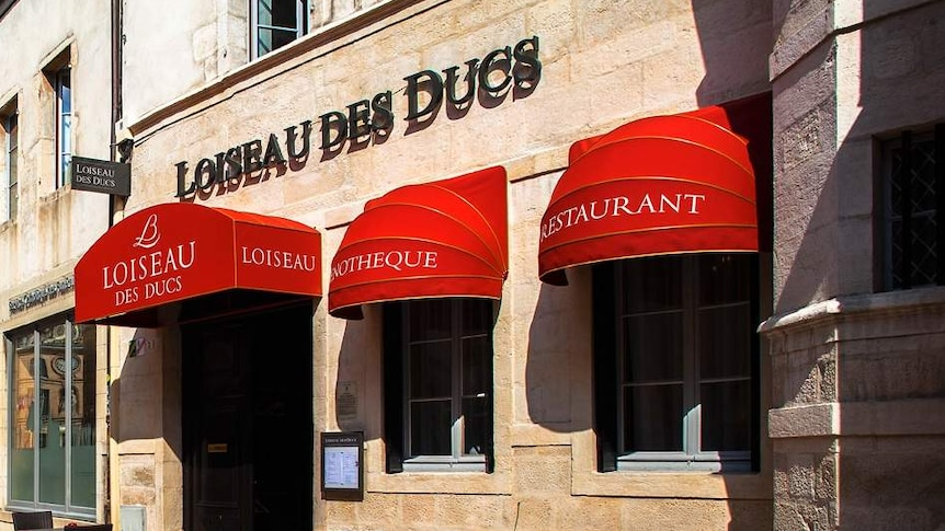 Dijon restaurant Loiseau des Ducs, which opened five days after a negative review was posted online