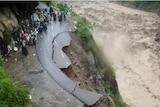 Monsoon floods wreak havoc in India