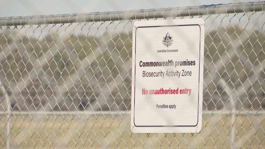 Play Audio. 'We need more assurance': Mickleham residents respond to quarantine facility location. Duration: 7 minutes 10 seconds