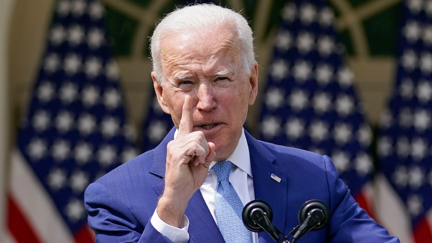 Joe Biden announces new gun control measures