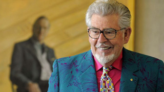 Rolf Harris custom for timeline
