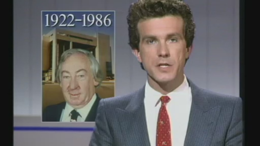 Justice Murphy died from cancer in 1986