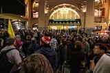 Anti-lockdown protest Melbourne