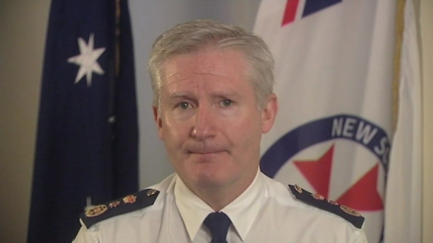 NSW Ambulance Commissioner Dominic Morgan admits paramedics have been let down.