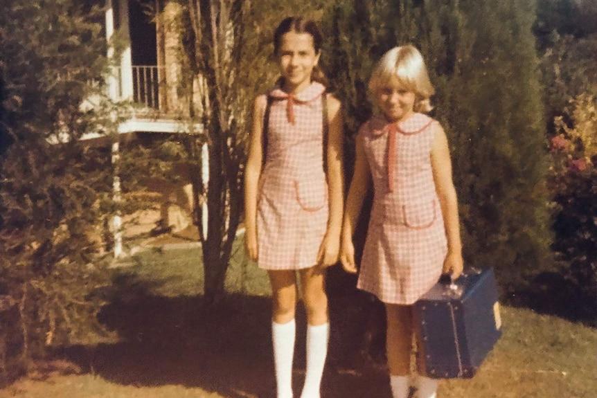 Annastacia Palaszczuk with friend Nicole.