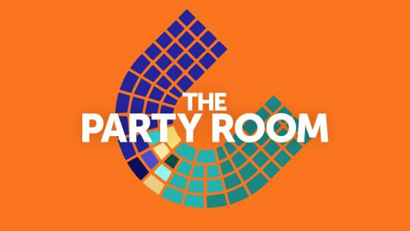 Party Room logo