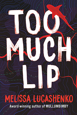 Too Much Lip book cover