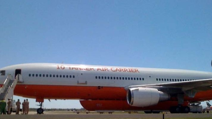 The tanker air carrier was unveilled at Avalon airport.