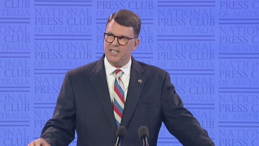 National Press Club: John Berry