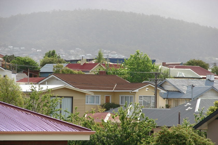 Tasmania housing is becoming less affordable