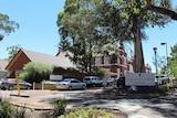 Perth Modern school in Subiaco