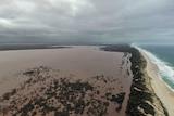 Flooded farmer in Western Australia appeals for help