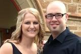 Lukas Carey and Jasmine Finnigan