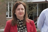 Palaszczuk says Morrison doesn't need any more detail on 'very simple' quarantine hub.