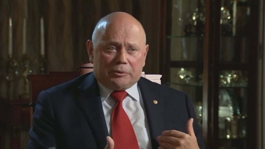 Russia's ambassador to Canberra suggests Britain has motive to try kill the double agent Sergei Skripal