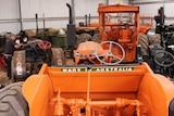 Vintage tractors in Katanning