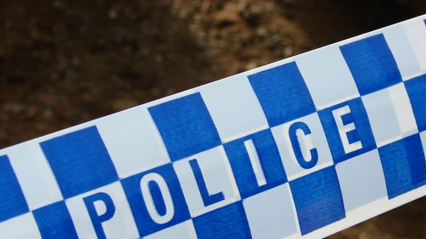 Officers and immigration officials searched two premises in Canberra's south on Thursday.