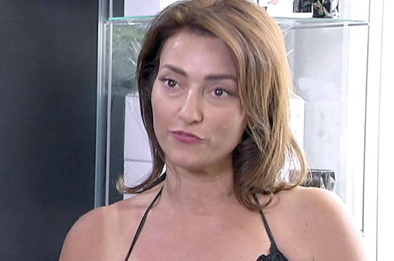 Sydney woman Ellie Luff