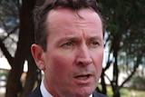 Opposition Leader Mark McGowan
