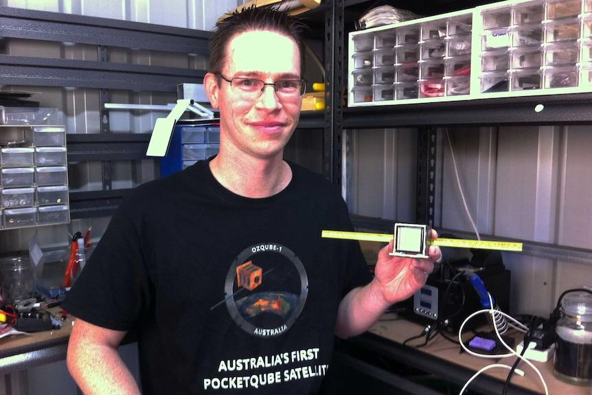 Stuart McAndrew backyard satellite maker