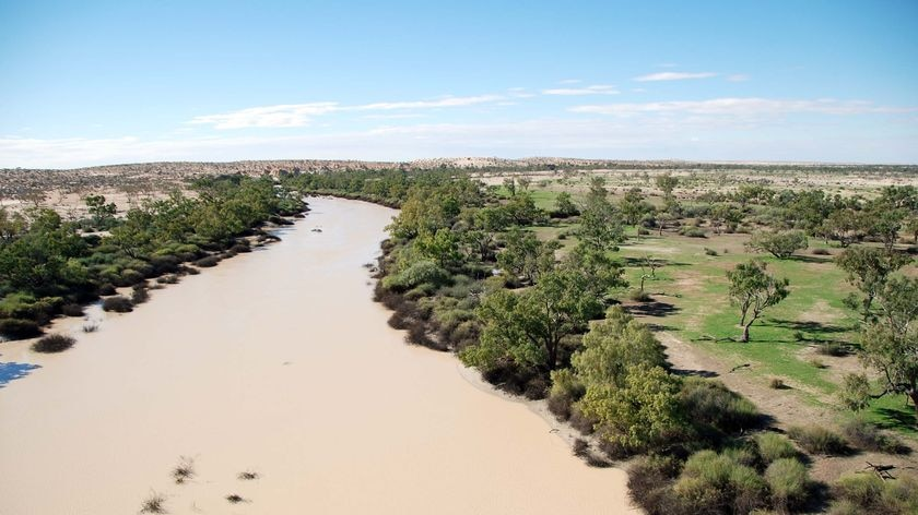 The basin covers more than 1 million square kilometres of Qld, NSW, NT and SA.