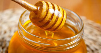 Does honey work for a cough?
