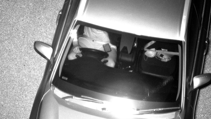 Covert cameras catch 417 Queensland drivers on first day they're switched on