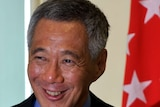 Singapore prime minister Lee Hsien Loong thanked people who expressed concern and wished him well.