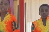 Frank Ndikuriyo and Thierry Niyomwungere