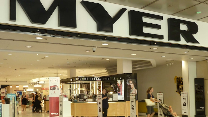 The biggest casualty of Bernie Brookes' comments is the Myer brand itself.