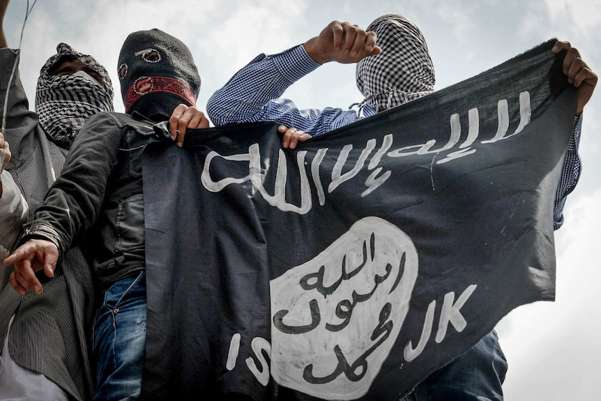 Islamic State faces test