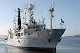 Sea Shepherd ship the Sam Simon