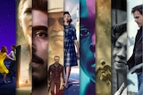 A composite image of this year's Best Picture nominees