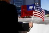 美台关系令中国愤怒