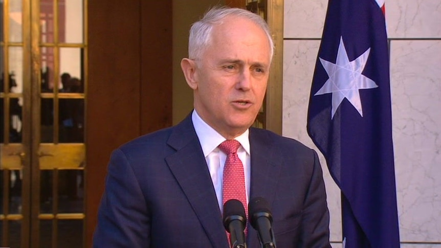 Malcolm Turnbull says there is 'overwhelming' support for a National Energy Guarantee