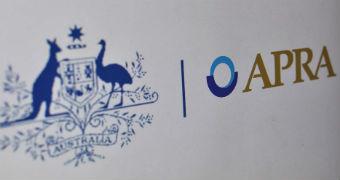 Logo of Australian Prudential Regulation Authority (APRA)