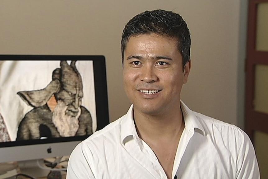 Hazara artist Khadim Ali