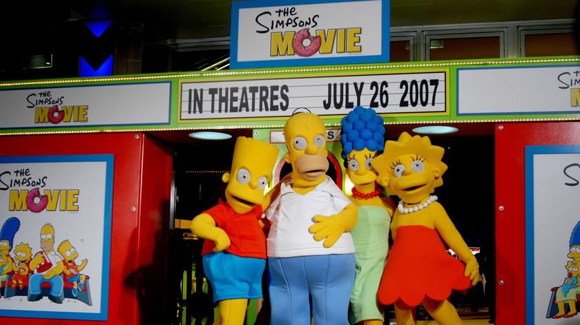 Russian prosecutors say The Simpsons has negative effects on children.