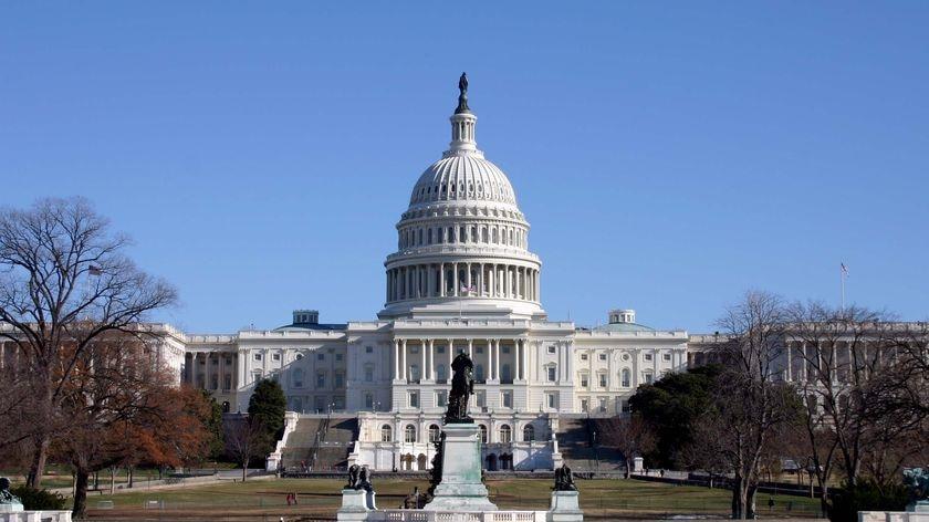 US Capitol in Washington, DC