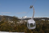 Cradle Mountain Master Plan, cable car