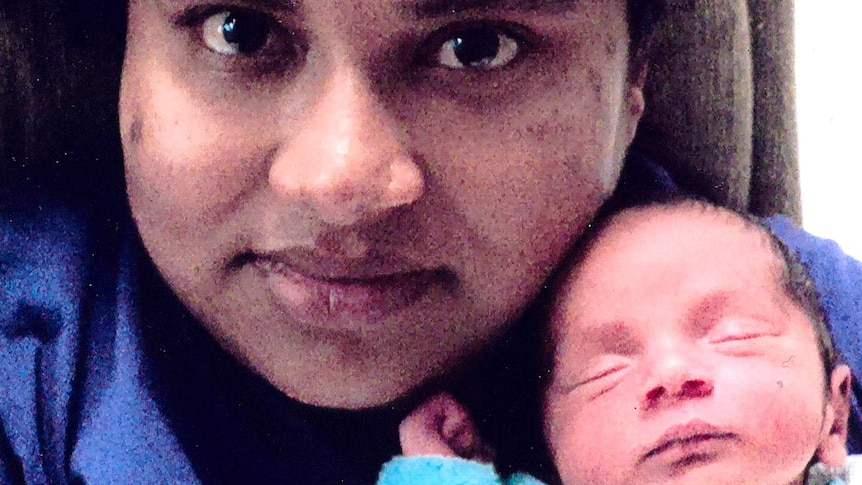 Latifa, a Myanmar asylum seeker, fears for her family if sent back to the Nauru detention facility.