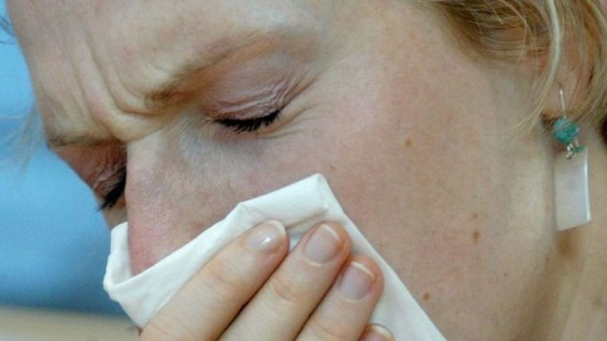 Heading to work sick is costing the economy