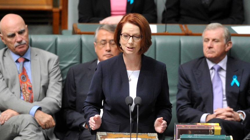 Gillard 'very concerned' about NT's rivers of grog