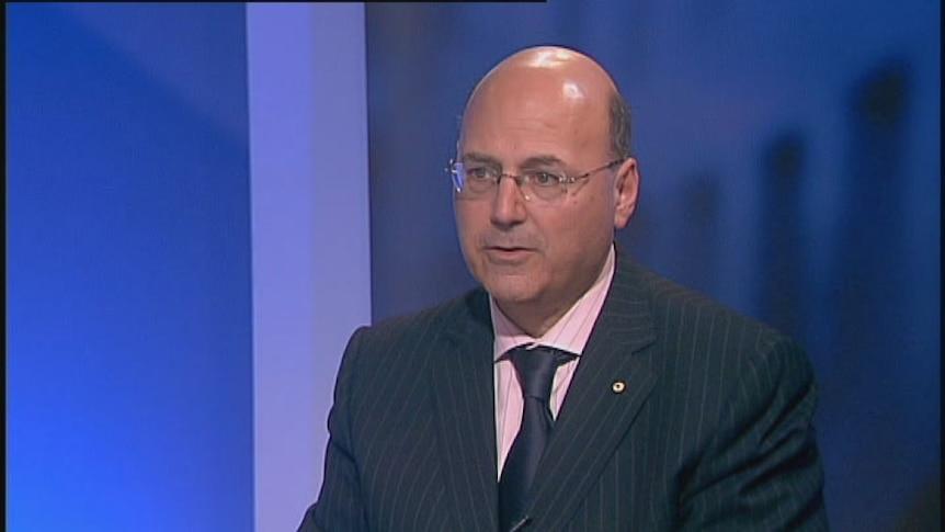 Bernardi's comments ill-disciplined: Sinodinos