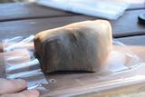 Freshly fallen meteorite found by the Desert Fireball Network