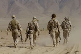 Mr Oakeshott says it is wrong to say Australian troops will be in Afghanistan for another 10 years.