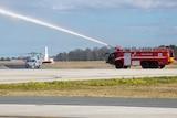 Firefighting truck Albatross