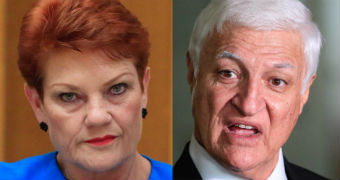 Pauline Hanson and Bob Katter have both shared their views on Fraser Anning's controversial speech.